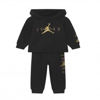 Nike - Jordan Tuta da Bimbi Highlights Nera - 65A379-023