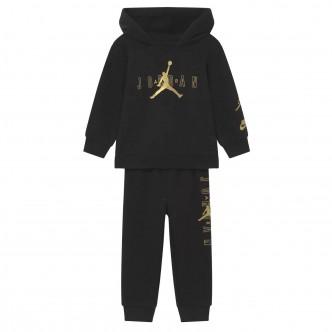 Nike - Jordan Tuta da Bambini Highlights Nera - 85A379-023