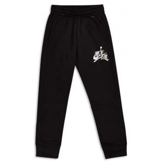 Nike - Jordan Pantaloni da Ragazzo Jumpman Iridescent - Nero - 95A206-KK2