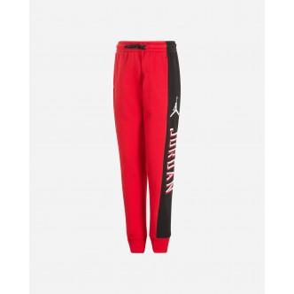 Nike - Jordan Pantalone da Ragazzo Arc Rosso - 95A193-R78