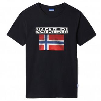 NAPAPIJRI - T-Shirt S-SURF FLAG - NP0A4F7C