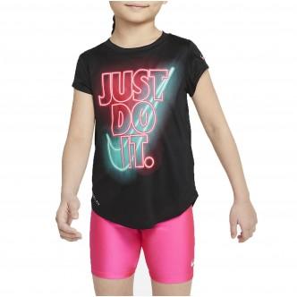 NIKE - T-Shirt Bambina - Glow In The Dark - 36H391
