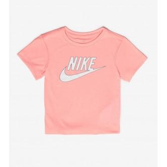 Nike - Short Sleeve Drapey Graphic - Bambina/o - 36H400