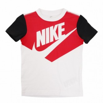 copy of Nike - Short Sleeve Graphic T-Shirt BAMBINO - 86H407-001