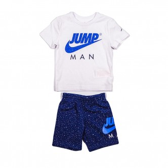 copy of NIKE - Completo Jumpman - BAMBINO - 85A389-023