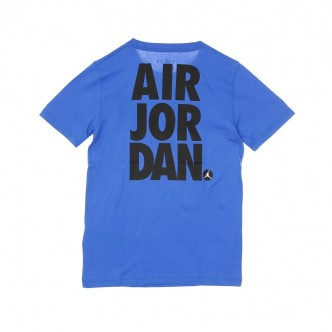 copy of NIKE JORDAN - T-SHIRT JUMPMAN STACK CLASSIC BAMBINO - 95A348-023