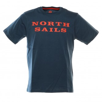 NORTH SAILS - T-SHIRT S/S GRAPHIC - 692690-0787