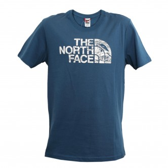 The North Face - WOODCUT DOME TEE - NF00A3G1BH71