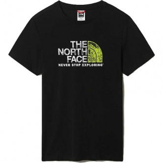 The North Face - T-SHIRT RUST 2 - UOMO - NF0A4M68KY41