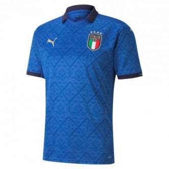 PUMA - Maglia Italia Home Replica - uomo - 756468-01