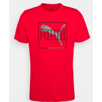 copy of PUMA - T-shirt con logo grande uomo - 585771-01