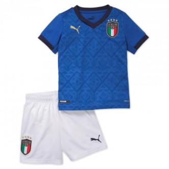 copy of PUMA - Mini divisa Italia Home Babies - 756454-01