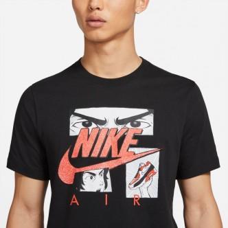 copy of NIKE - T-Shirt Casual Sportswear - Blu - DC5092-455