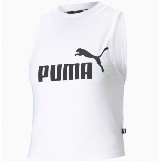copy of PUMA -  Tank top a collo alto Essentials donna - 586885-01