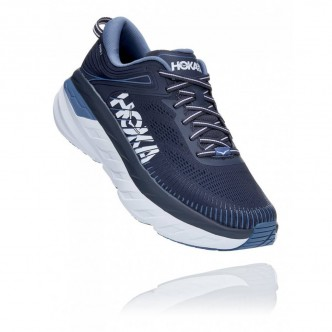 copy of Hoka - Sneakers One One Bondi 7 - Blu - Uomo - 1110518/OBPB