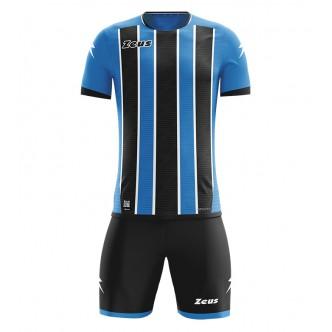 copy of ZEUS - Completo Calcio - Bianco-Verde-Nero - KIT KRYSTAL