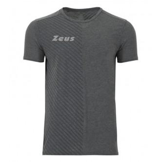 copy of ZEUS - T-SHIRT PIXEL - ROSSO