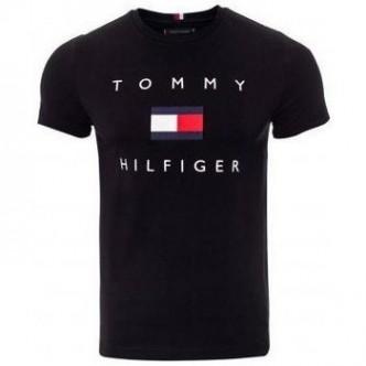 copy of Tommy Hilfiger - Flag Logo Crew Neck T-Shirt