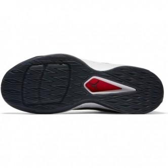 Scarpe NIKE Jordan Rising High 2 844065-005 - Colore nero/grigio/blue - Sneakers basketball
