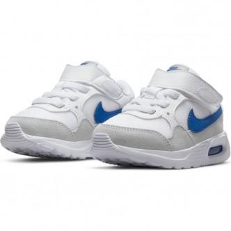 Nike Air Max SC - WHITE/GAME ROYAL-WOLF GREY - CZ5361-101
