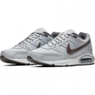 copy of Nike Air Max Command Leather WOLF GREY/MTLC DARK GREY-BLACK-WHITE Scarpe 749760-012