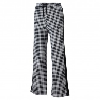 PUMA - KONTRAST AOP Wide Leg Pants - 531314-01