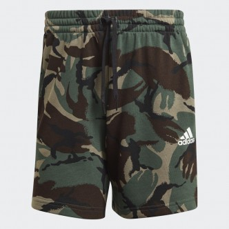 ADIDAS - SHORT ESSENTIALS FRENCH TERRY CAMOUFLAGE - GK9621