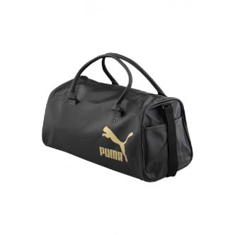 PUMA - Originals Grip Retro Bag In Black - 076653-01