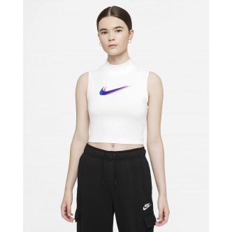 Nike - Sportswear Canotta con collo a lupetto - DM4602-100
