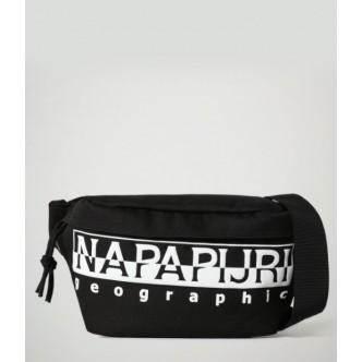 copy of NAPAPIJRI - BURGEE SUMMER 3 FELPA NERA CON CAPPUCCIO - NP0A4F9F0411