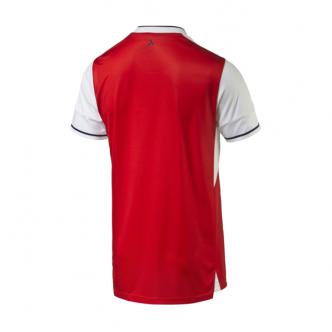 PUMA 2016-2017 Arsenal Home Soccer Replica Jersey Red/White 749712-01