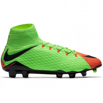 Nike Hypervenom Phatal III Dynamic Fit (FG) Firm-Ground Football Boot 852554-308