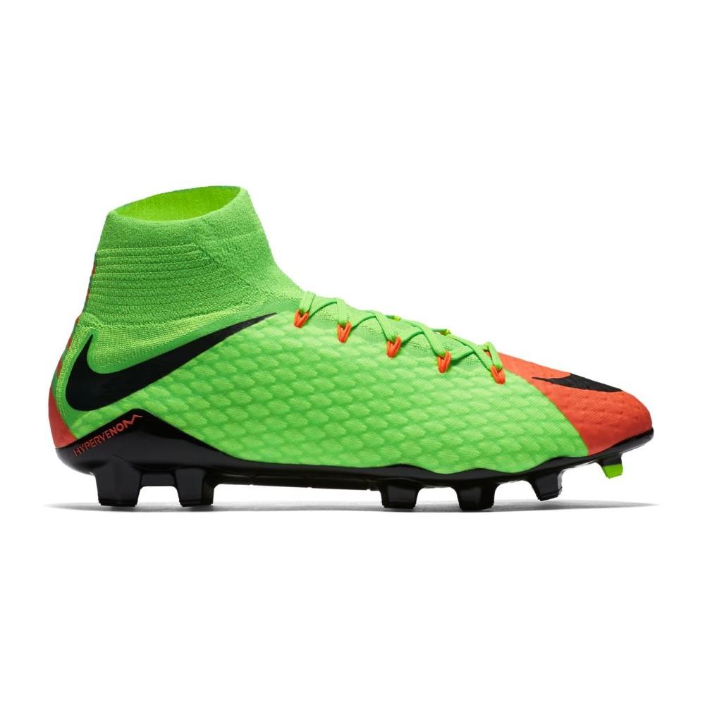 Nike Hypervenom Phatal III Dynamic Fit (FG) Firm-Ground Football Boot 852554-308