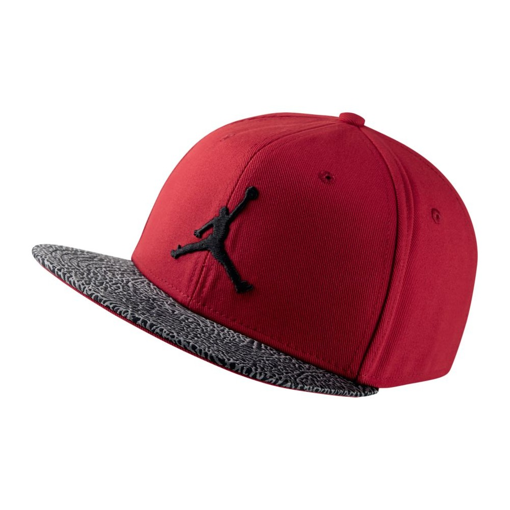 Jordan Elephant Bill Snapback Hat 834891 687