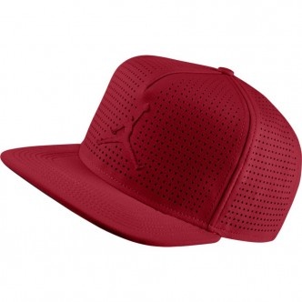 Jordan Jumpman Perforated Snapback Hat 835339-687