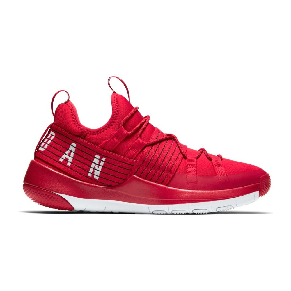 Scarpe NIKE Jordan Trainer Pro AA1344-603 - Colore rosso/bianco - Sneakers basketball