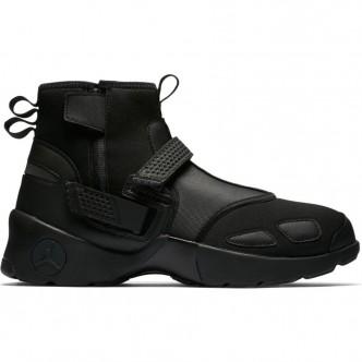 Scarpe NIKE Jordan Trunner LX High AA1347-010 - Colore nero - Sneakers