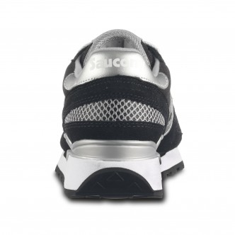 SAUCONY SHADOW 'O NERO/ARGENTO 1108/671