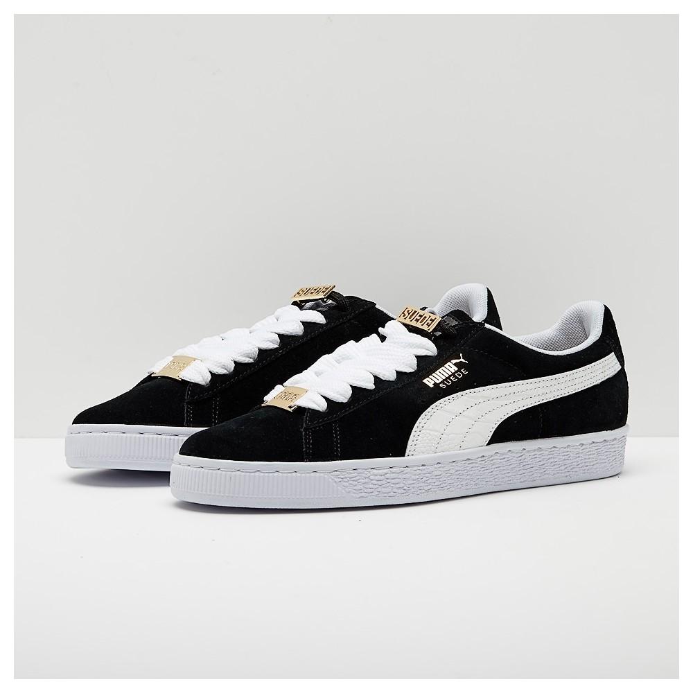 super cute 04267 e10b5 Scarpe PUMA Suede Classic B-BOY Fabulous donna 365362-01 - Colore nero -  Sneakers