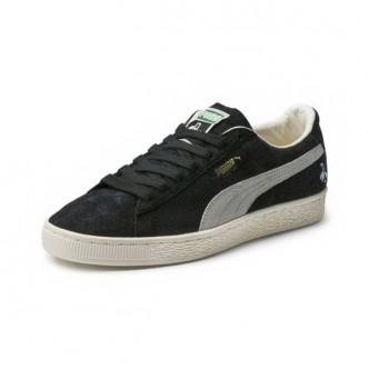 Scarpe PUMA Suede Classic B-BOY Fabulous donna 365362-01 - Colore nero - Sneakers