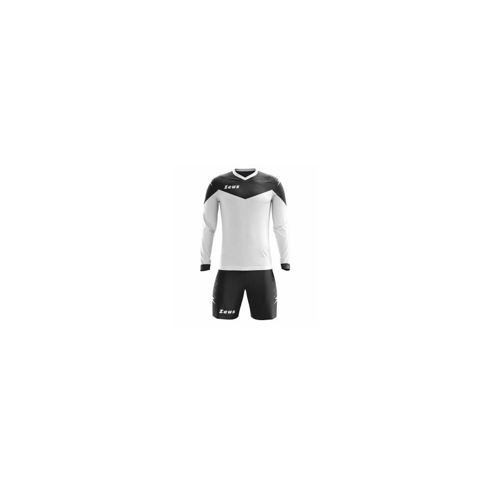 Kit Ulisse Manica lunga - Colore Bianco/nero