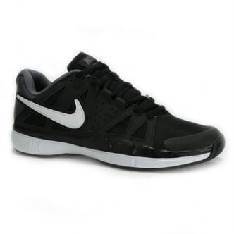 Scarpe NIKE Court Air Vapor Advantage 599359-001 - Colore nero/bianco - Sneakers
