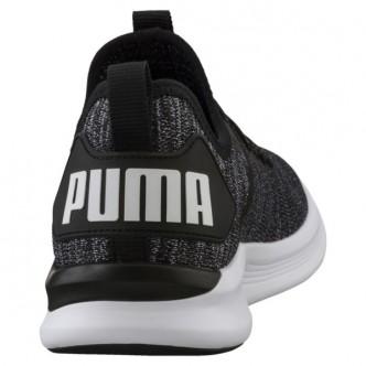 Puma running Ignite Flash evoKNIT Grigio/Nero 190508-02
